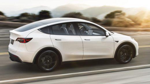Tesla's China Model Y