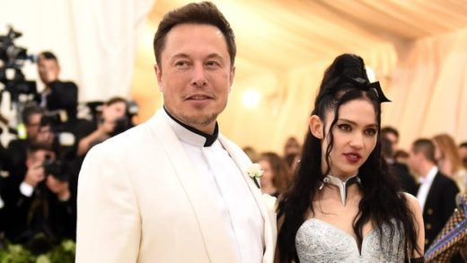Elon Musk's partner Grimes contracted COVID-19 - Insider