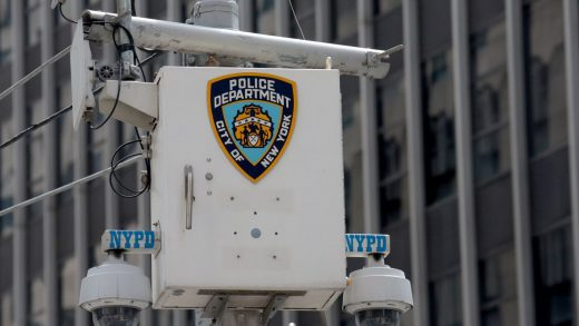 facial recognition in New York City