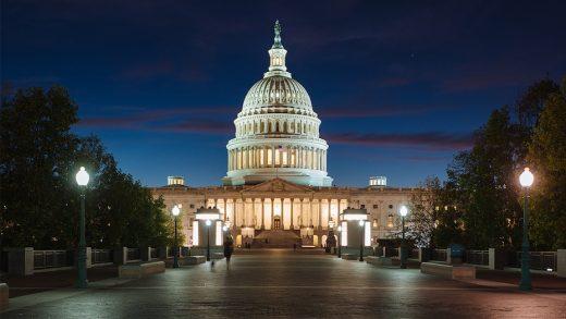 Facebook Microsoft U.S Capitol