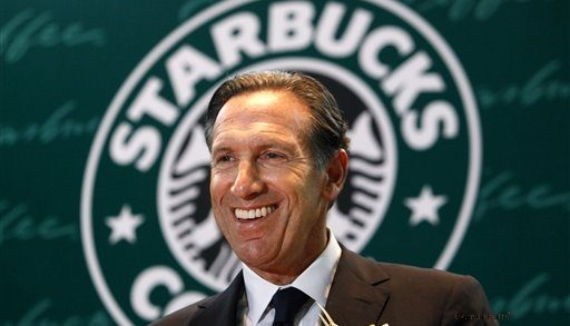 Howard Schultz Starbucks Joe Biden China USA Xi Jinping
