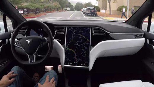 Tesla Autopilot NHTSA