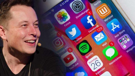 Signal Elon Musk WhatsApp