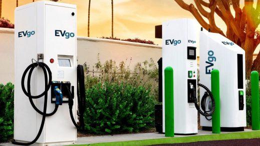 Electric cars EVgo Joe Biden