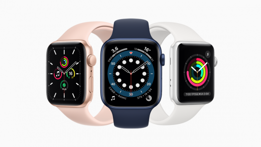 Apple Watch coronavirus Covid-19
