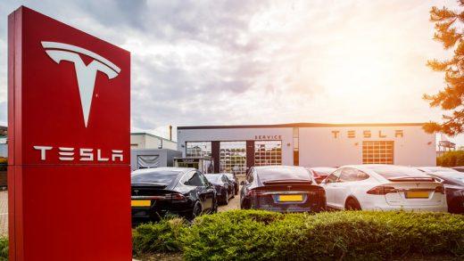 Tesla Elon Musk Wall Street Journal
