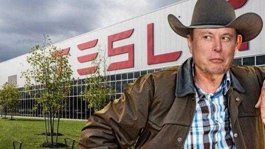 Elon Musk Texas