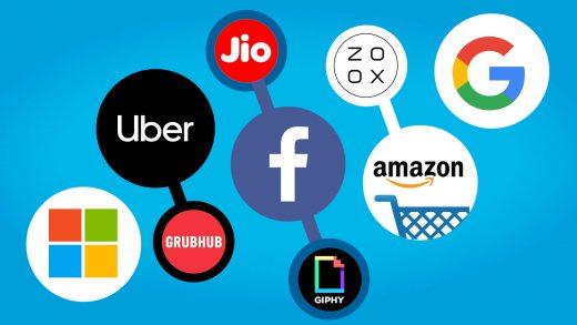 Big Tech Amazon Apple Google Facebook