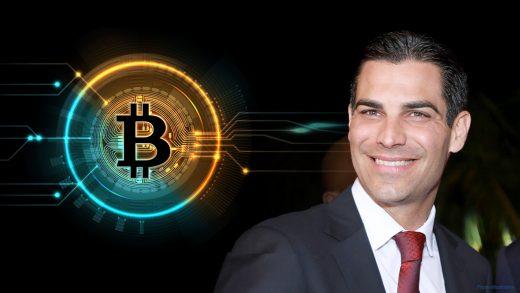 Mayor Francis Suarez bitcoin