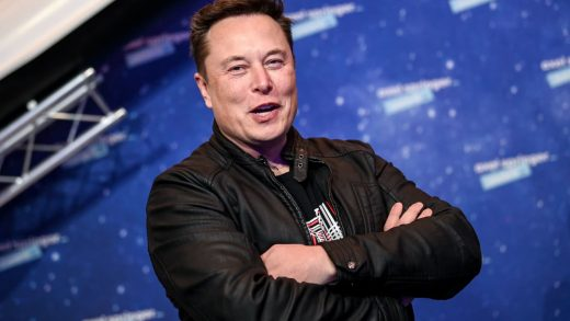 Tesla CEO Elon Musk (Image: GETTY)