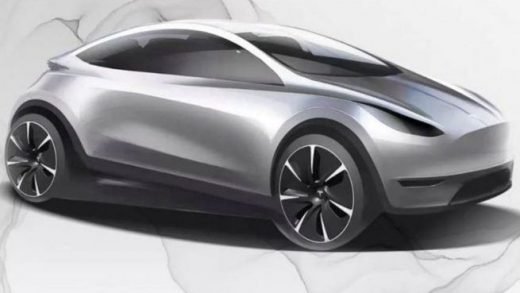 Artist's impression of a possible Model 2.