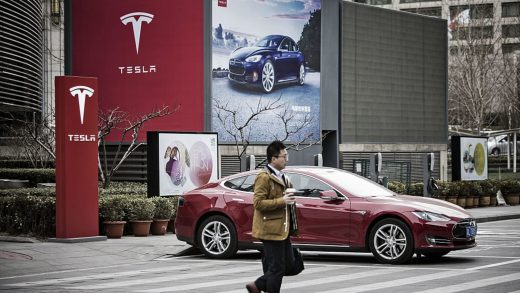 Tesla's China