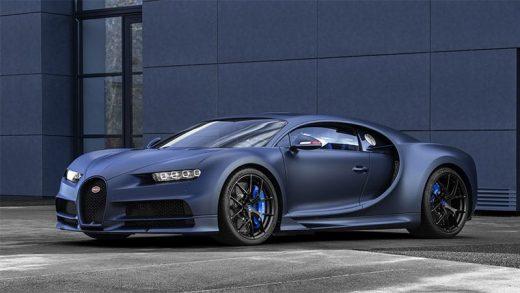 Volkswagen Bugatti