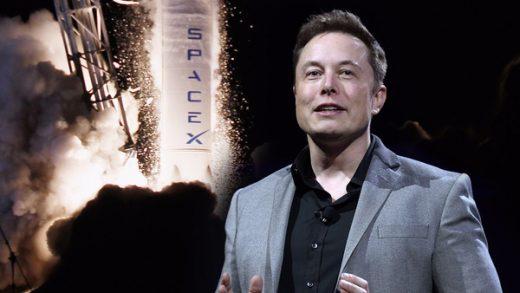 Elon Musk's SpaceX 5G Devas
