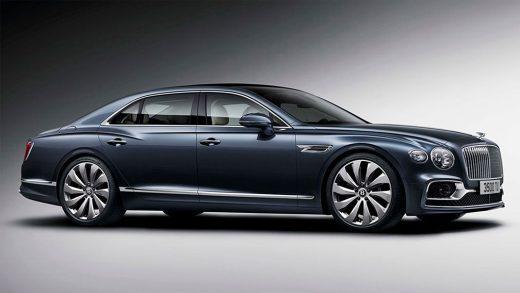 Bentley's V8 Flying Spur