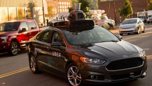 Uber launched its own self-driving team in 2015. Jeff Swensen/Getty Images