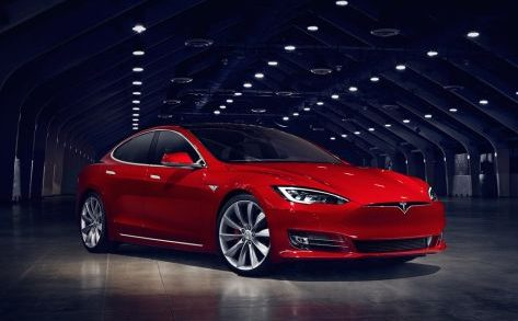 Tesla Model S Tata Group