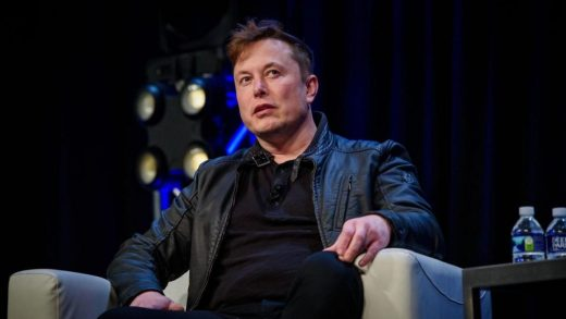 Elon Musk, Founder and Chief Engineer of SpaceX, speaks during the Satellite 2020 Conference in Washington, DC, United States on March 9, 2020. Yasin Ozturk | Anadolu Agency | Getty Images