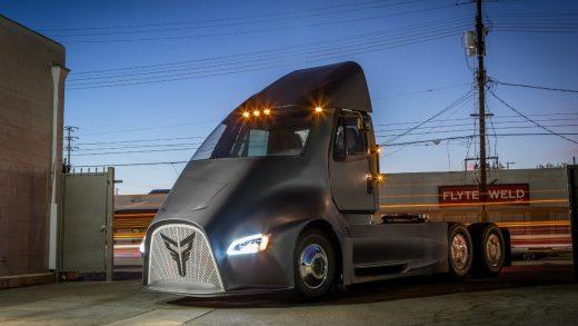 Tesla Electric-Truck Rival