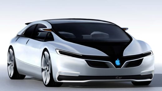 Apple Car LiDAR
