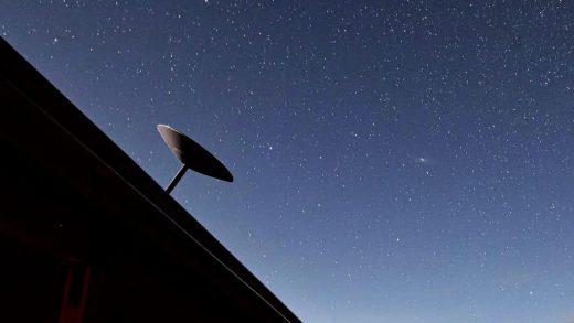 Elon Musk's Starlink Dish Network