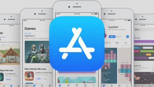 British Apple's App Store