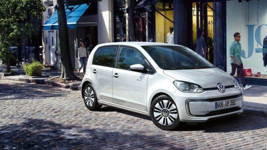 Volkswagen E-Up Tesla Germany
