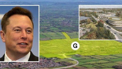 Tesla Gigafactory UK