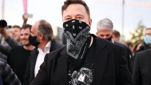 CEO Tesla Elon Musk Germany