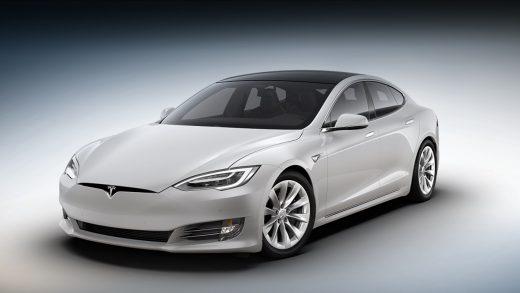 Tesla Model S USA