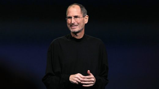 SAN FRANCISCO, CA - MARCH 02: Apple CEO Steve Jobs speaks during an Apple Special event to unveil the new iPad 2 at the Yerba Buena Center for the Arts on March 2, 2011 in San Francisco, California. Apple unveiled the iPad 2 as the successor to its popular tablet, the iPad. (Photo by Justin Sullivan/Getty Images)