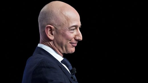 Jeff Bezos Amazon Tesla Elon Musk