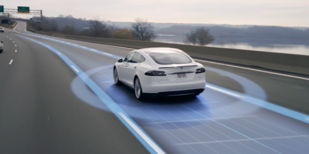 Elon Musk explains Tesla's pure vision approach to Autopilot and Full  Self-Driving