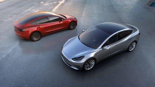 President Joe Biden's EV Tesla