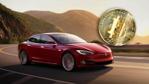 Tesla Elon Musk Bitcoin