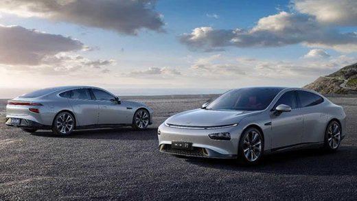 Xpeng Motors Tesla