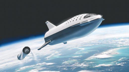 CEO Elon Musk SpaceX Artemis