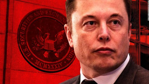SEC Elon Musk's