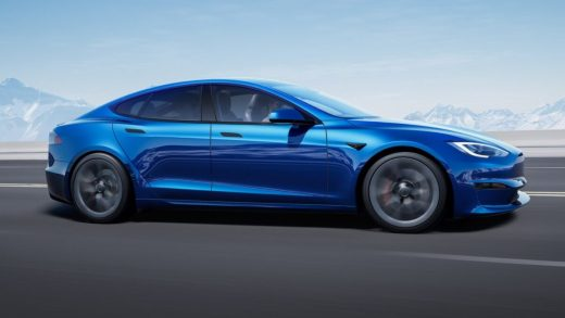 AMD Tesla's Model S and Model X RDNA 2 GPUs