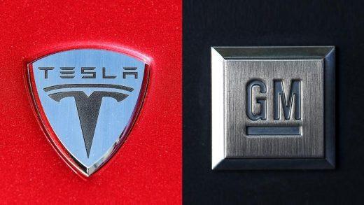 General Motors and Tesla
