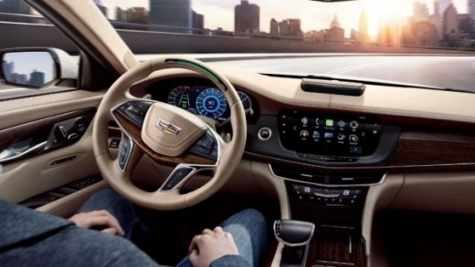 Cadillac Super Cruise in action