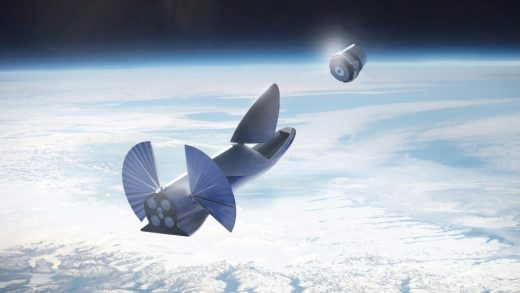Since SpaceX first began discussing Starship and its predecessors, the potential to launch massive space telescopes has always been close by. (SpaceX)