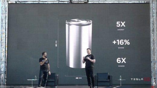 elon musk battery
