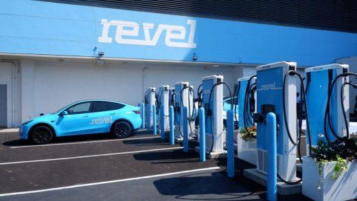 Revel's tesla model y