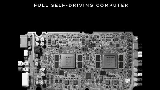 Tesla FSD Hardware 3.0