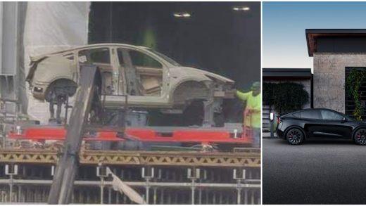 Tesla Model Y Giga Texas