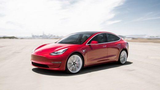 Tesla Model 3 Highway Patrol Autopilot