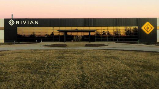 Rivian Automotive's Normal, IL factory. (Photo: Rivian)