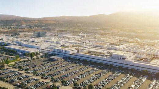 Tesla GigaFactory California